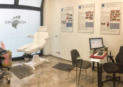 podoclinic roma